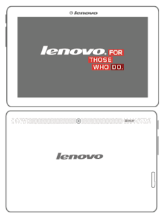 Lenovo TAB 2 A10 Manual guide PDF (English)