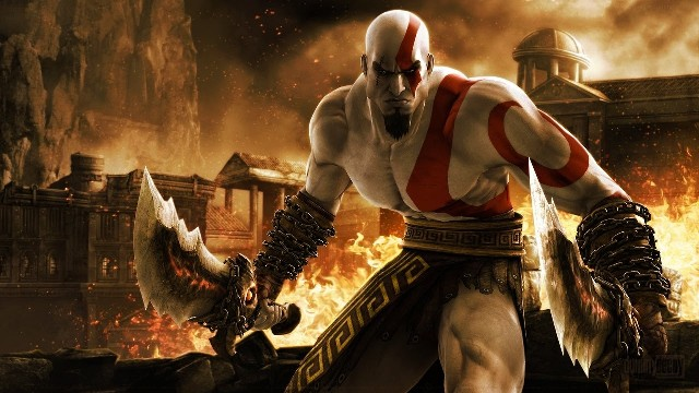 Game God of War 2