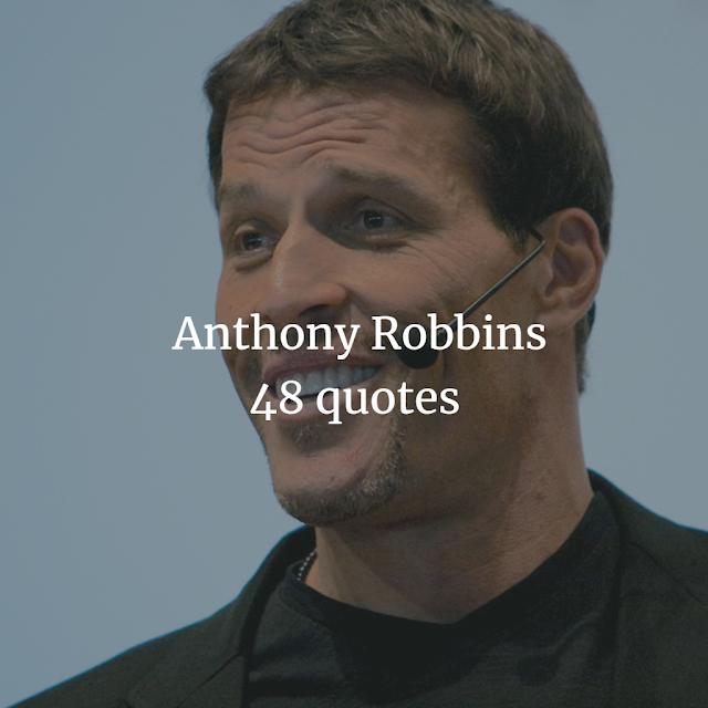 best Anthony Robbins Inspiration