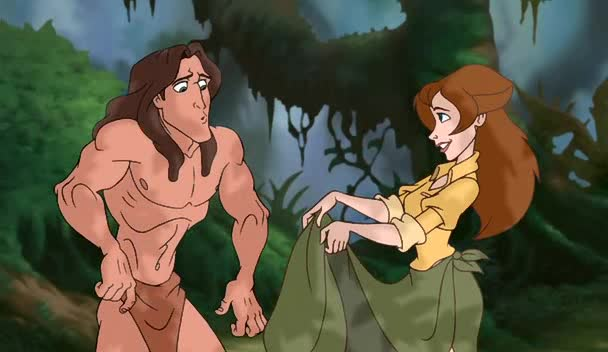 tarzan jane alternate ending alternate ending. Black Bedroom Furniture Sets. Home Design Ideas