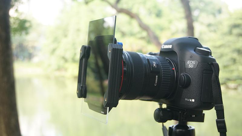 filter chụp phơi sáng