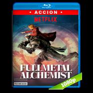 Fullmetal Alchemist (2017) BRRip 1080p Audio Dual Latino-Japones