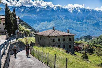 Biketour Limone Gardasee