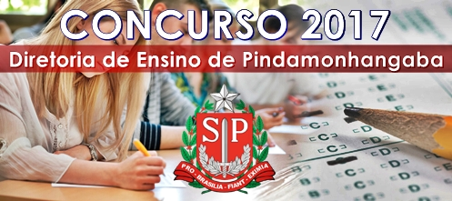 Apostila Concurso Diretoria de Ensino Região Pindamonhangaba 2017