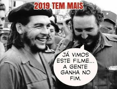 he e Fidel, presentes!