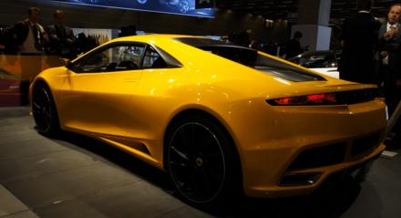 2017 Lotus Exige Redesign
