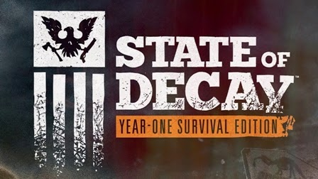 Game State of Decay Year One PC