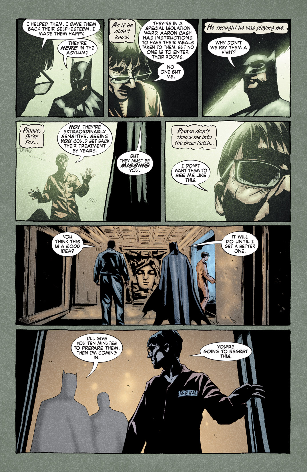 Detective Comics (1937) 864 Page 15