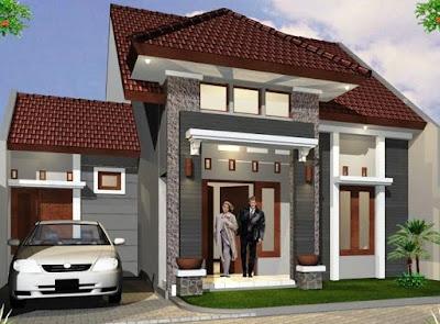 model teras rumah masa kini terbaru 52