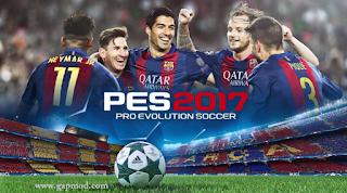 Pro Evolution Soccer PES 2017 v1.0.0 Apk [Update Controller]