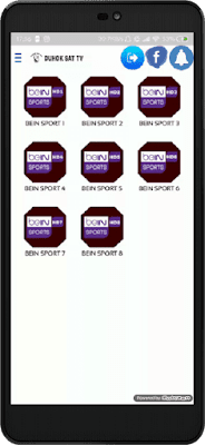 تحميل تطبيق Duhok Sat Tv لمشاهدة جميع قنوات العالم المشفرة و المفتوحة مجانا على الاندرويد