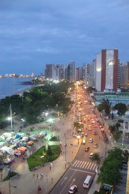 Praia de Meireles - Fortaleza - CE