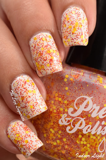 Pretty & Polished Solar Flair Swatch