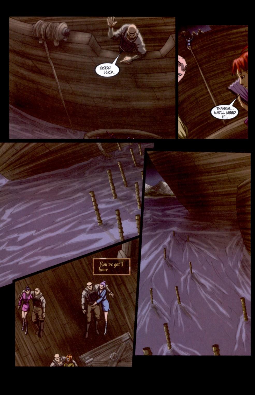 Read online Shidima comic -  Issue #6 - 6
