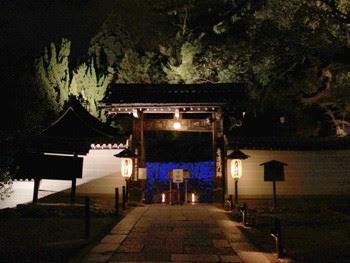 青蓮院門跡 夜間特別拝観