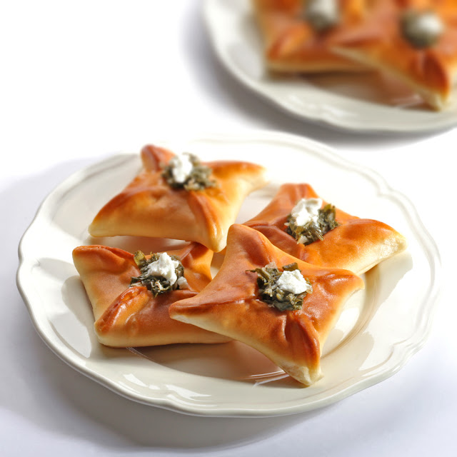 Sambousek Recipe images