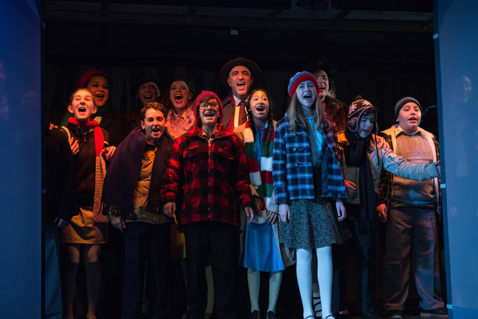 A Christmas Story Musical.Theatre Eddys A Christmas Story The Musical