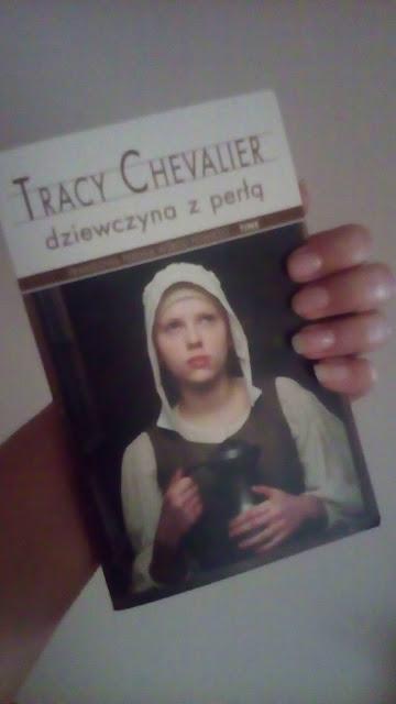 """""""Dziewczyna z perłą""""Tracy Chevalier"""