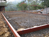 house foundation Puriscal