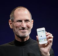 California dan diadopsi oleh Paul dan Clara Jobs  Biografi Steve Jobs - Penemu Apple Inc