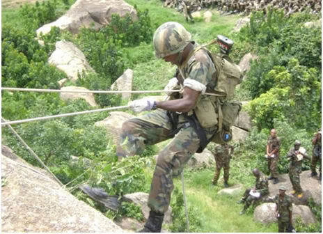 Nigerian Army Training Pictures 2019 | Military Africa