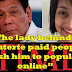 Time 100 Poll Rodrigo Duterte: Open Letter to Mahita Gajanan of Time Magazine