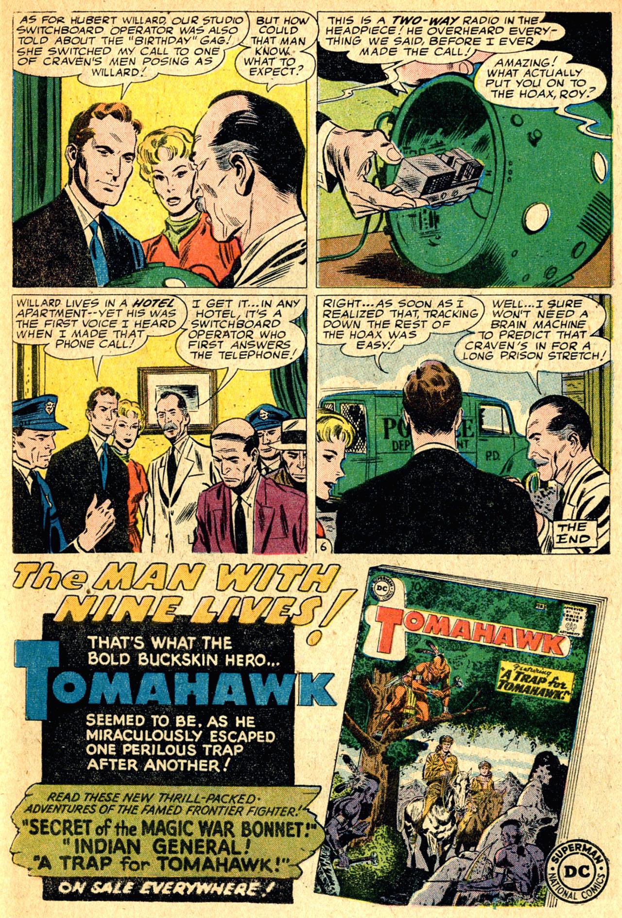 Read online Detective Comics (1937) comic -  Issue #275 - 23