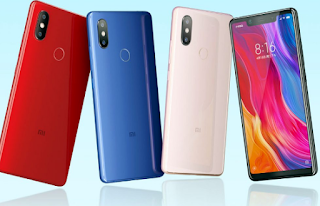 Daftar Harga Xiaomi Mi 8 Terbaru
