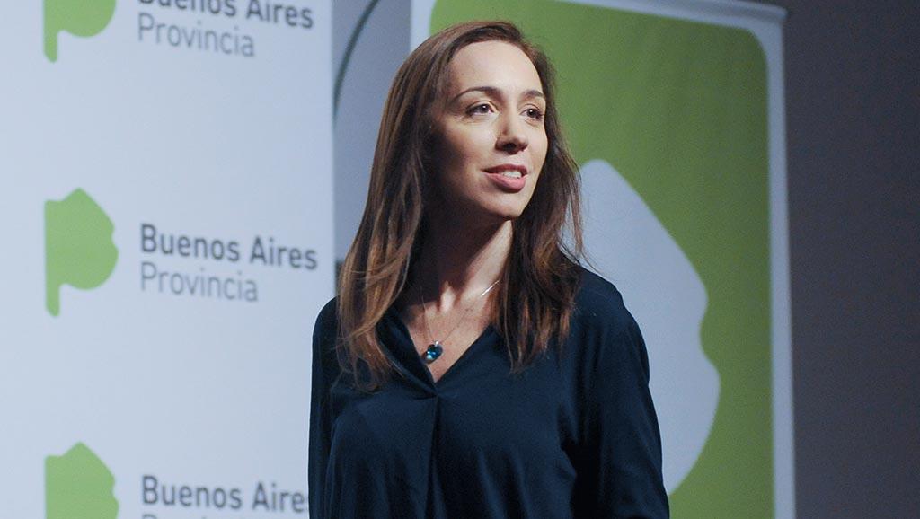 Gobernadora de Buenos Aires de 44 años es la nueva figura mediática / DIARIO HOY