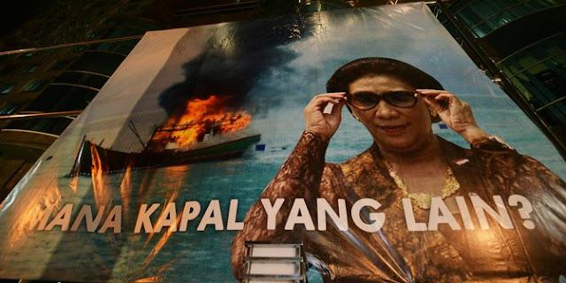 Perairan Indonesia Banyak diincar kapal Asing