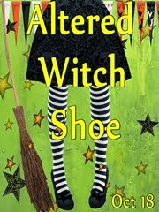 Witch's Shoe Challenge