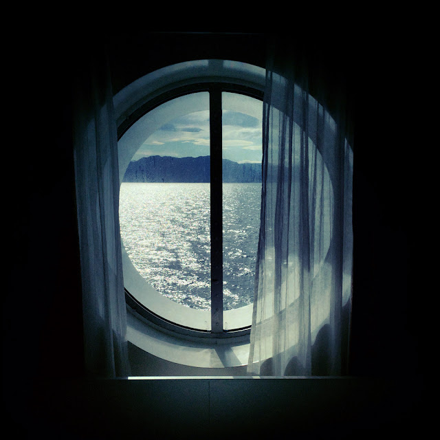 View from my room, Inside Passage