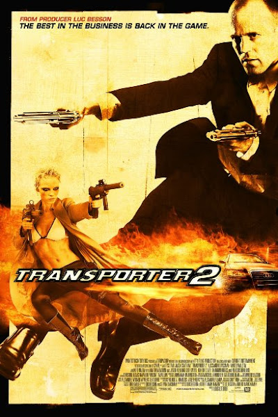 Poster of The Transporter 2 2005 720p BluRay Dual audio