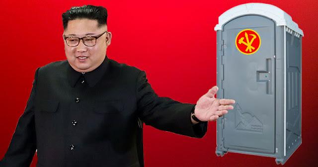 Kemana-Mana Usung Tandas, Jong-un Sukarkan Musuh Untuk Dapatkan Maklumat Kesihatannya