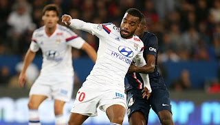 Alexandre Lacazette will not join Liverpool, says Lyon president