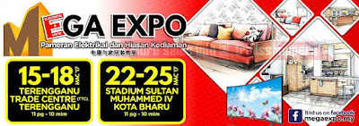 Mega Expo Electrical & Home Fair Kelantan 2017