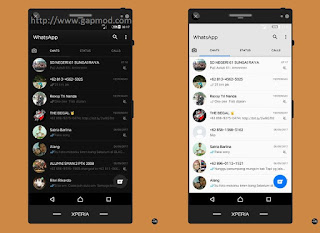 WhatsApp BLACK and WHITE v2.17.323 OFFICIAL Apk