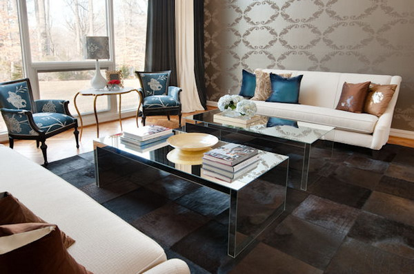 Interior Design Ideas: Comfortable Living Room Style With ...
