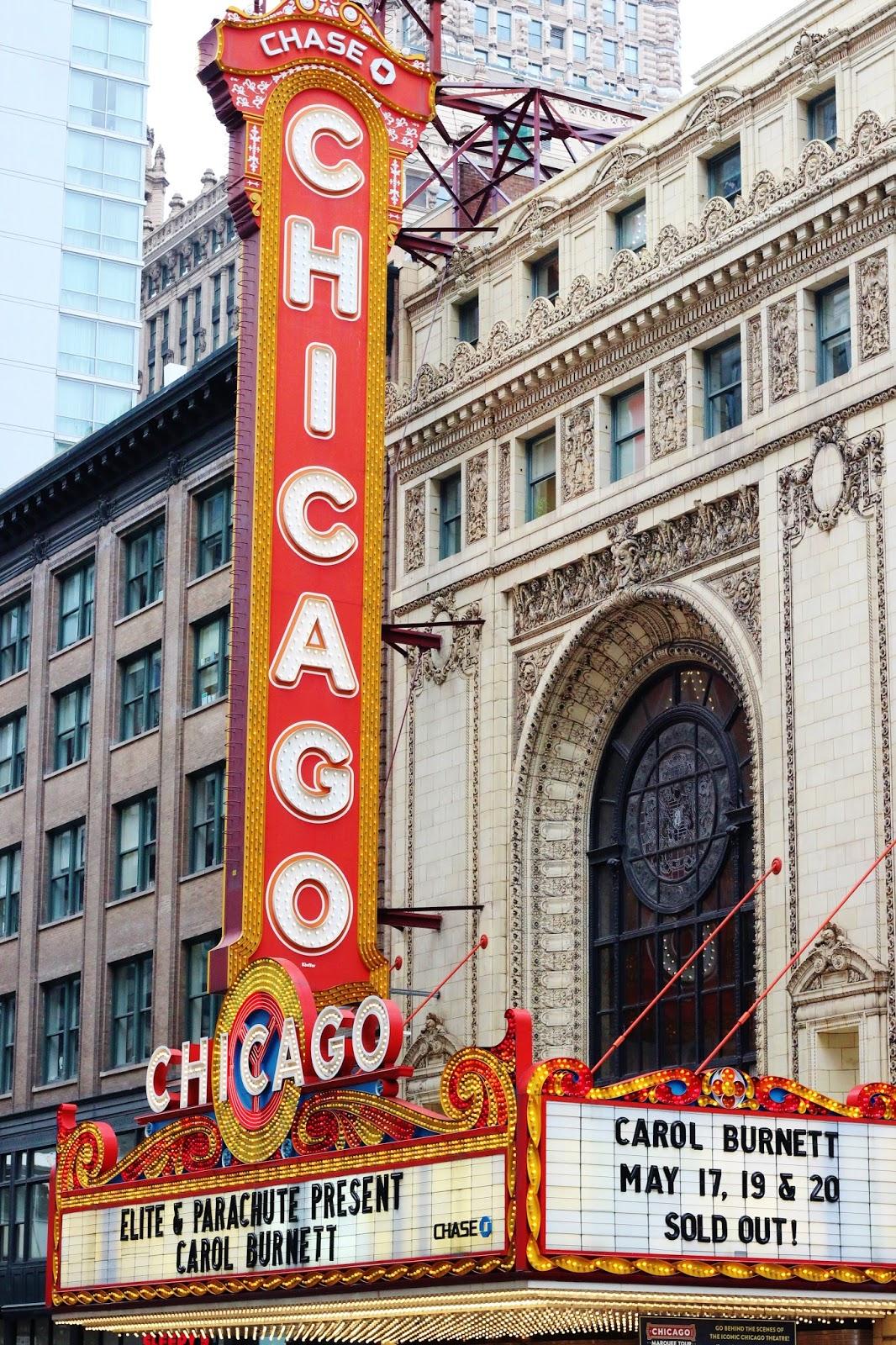 chicago teatro