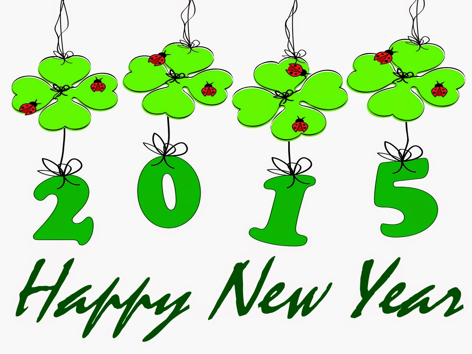 Happy New Year 2015 Kids Wallpapers