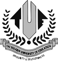 TASUED 2018/19 New Students Registration & Clearance Requirements