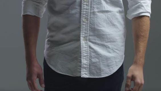 Kemeja Bawah Panjang Untuk Jenis Tuck In
