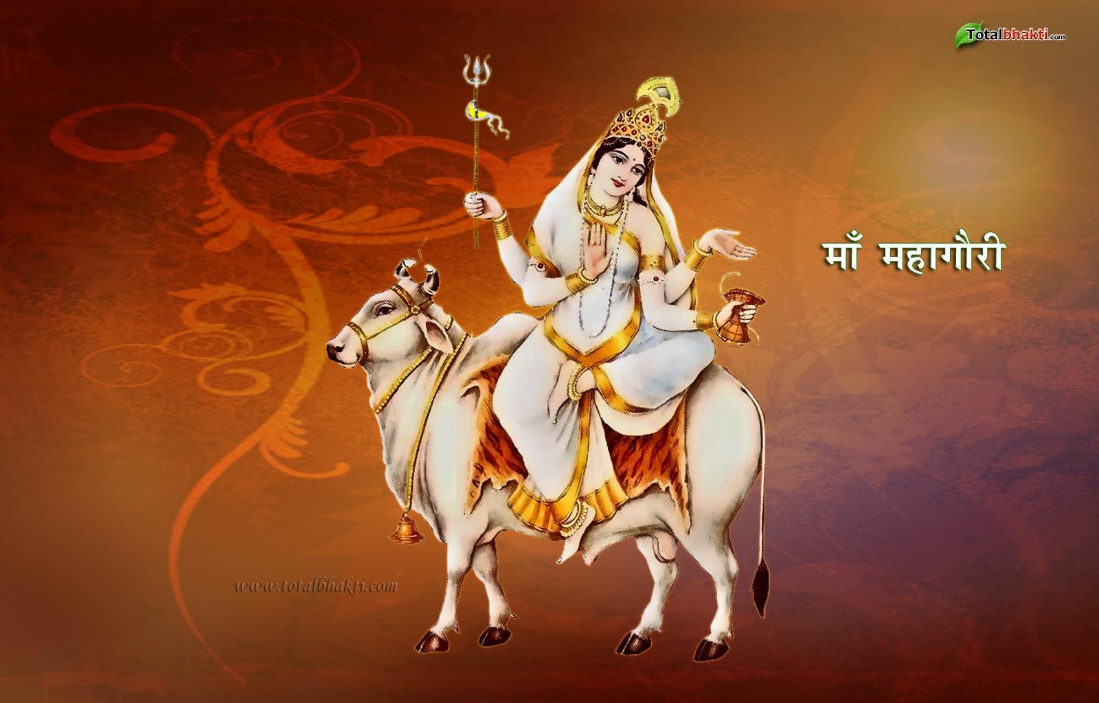 Mita T: Navratri -Three Festivals at One Time-Navratri, Durga Pooja