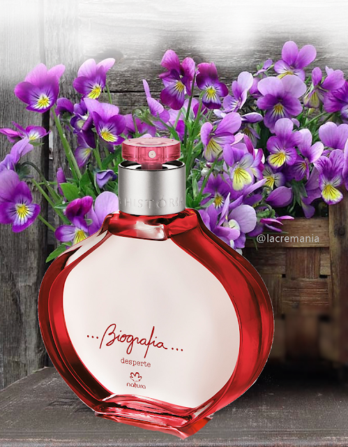 Perfume Biografia Natura