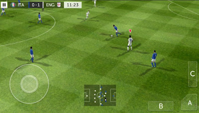 first touch soccer 2015 mod apk game