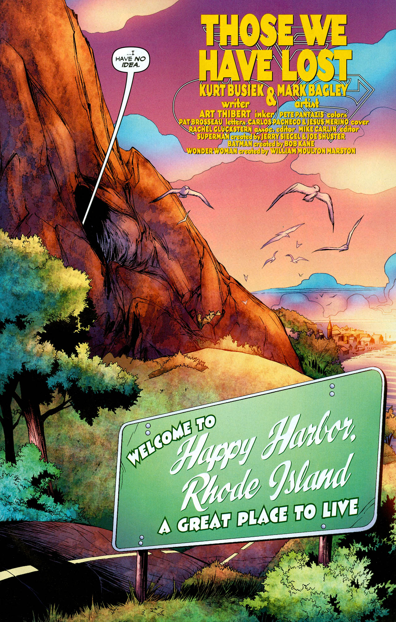 Read online Trinity (2008) comic -  Issue #28 - 5