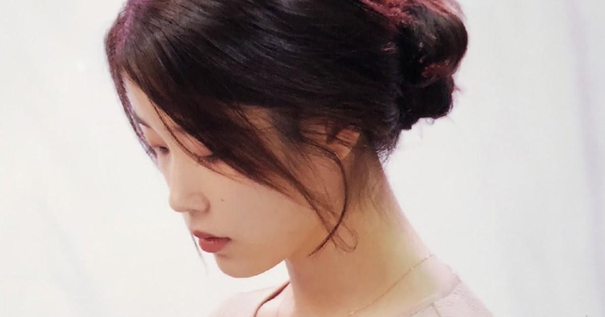 Netizens Notice IU's Perfect Figure!