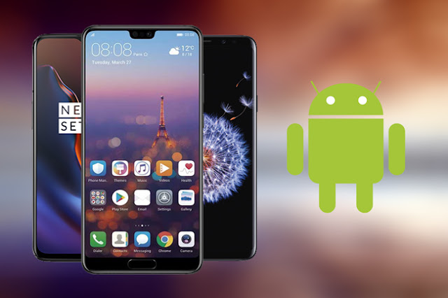 Best Android Smart Phones Under 7000