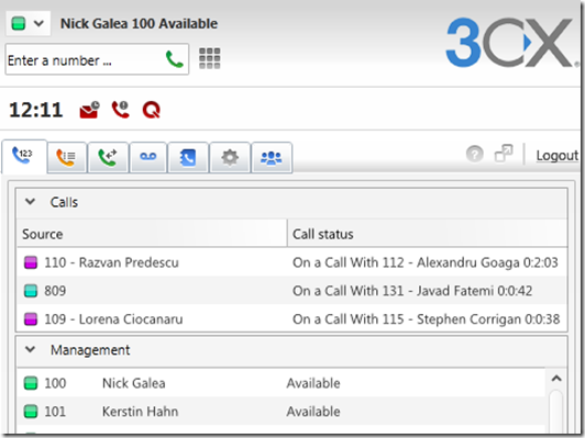 Voip Sip News: 3CX Releases Version 10 BETA!