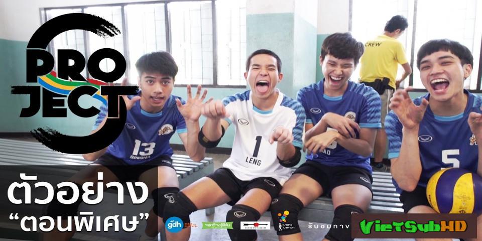 Phim Đường Đua Hy Vọng Tập 7 VietSub HD   Project S The Series 2017